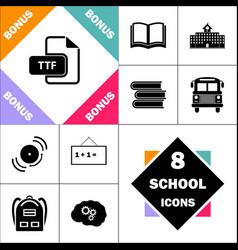 Ttf computer symbol vector