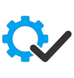 Valid options flat icon vector