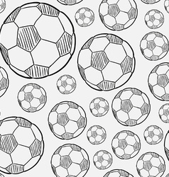 Sketch of the football ball vector