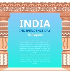 India independence day vector
