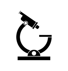 Isolated microscope tool design vector