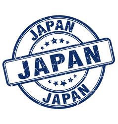 Japan stamp vector