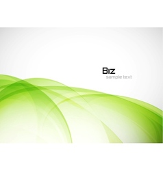 Green environmental abstract background vector