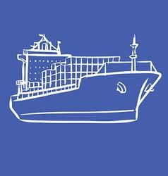 Ship 1 vector