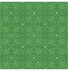 Circuit seamless pattern vector image vector image