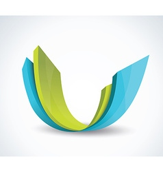 3d icon vector image