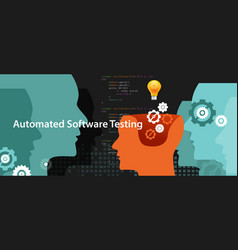 Automated software testing script to fiind bug by vector