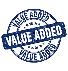 Value added stamp vector