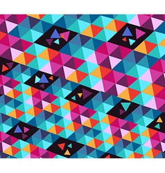 Trendy hipster geometric elements vector