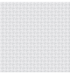 Puzzles blank template vector