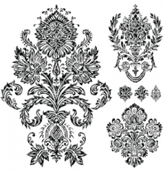 Filigree vector