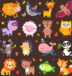 AnimalBig vector image