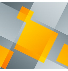 woven abstract background orange accents seamless vector image vector image
