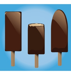 Ice Lolly vector image