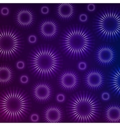 Violet modern geometric abstract background vector