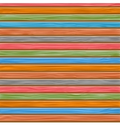 Wooden multicolored background eps 10 vector