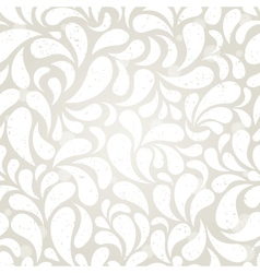 Silver vintage wallpaper vector