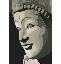 mahadeva vector image vector image
