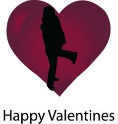 valentine - vector image