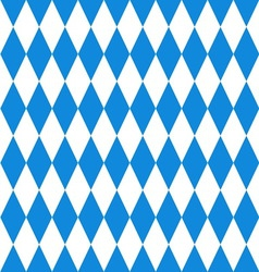 Oktoberfest background bavarian flag pattern vector