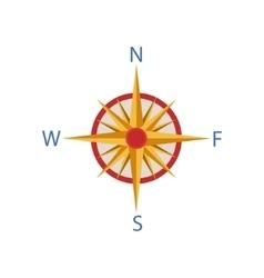 Windrose portuguese famous symbol vector