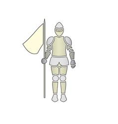Knight-380x400 vector