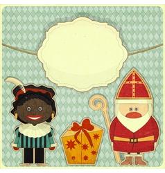 Sinterklaas vector