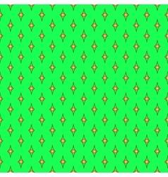 Rhombus geometric seamless pattern 3608 vector image