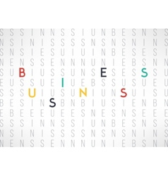 Business background template suitable for vector