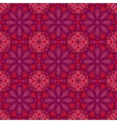 Seamless colorful pattern east purple vector