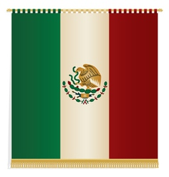 mexico wall hanging vector image