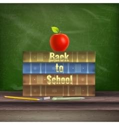Back to school eps 10 vector