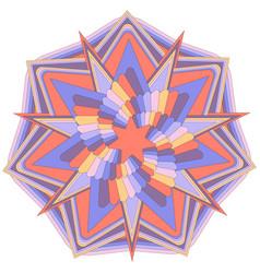 mandala-04 vector image vector image