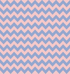 Chevron seamless pattern background Rose quarts vector image