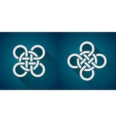 celtic symbol vector image