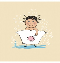Bathing vector