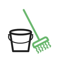 Mopping vector