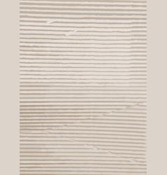 cardboard pattern grunge paper vector image