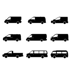 vans vector image