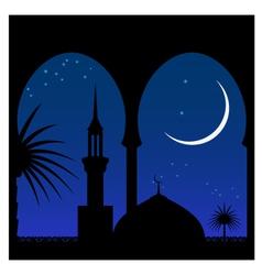 eid design vector image
