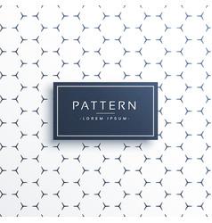 minimal pattern design background vector image