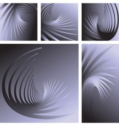 Twisting movement vector