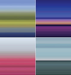 Stripe nature background vector