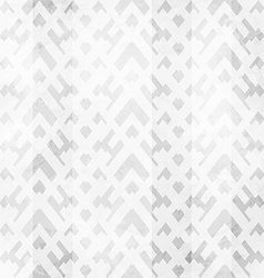 White geometric seamless texture with grunge vector