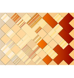abstract mosaic vector image
