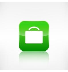 Portfolio web icon application button vector