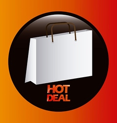 Hot deals vector