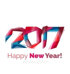 New year and christmas holiday elements vector