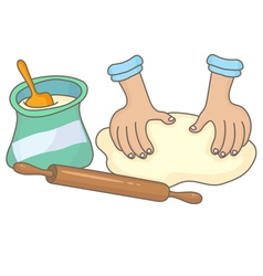 Dough vector