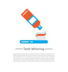 Oral hygiene vector